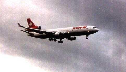 Flugzeuge beobachten zürich
